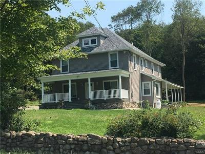 Livingston Manor Single Family Home For Sale: 46 Beaverkill Road