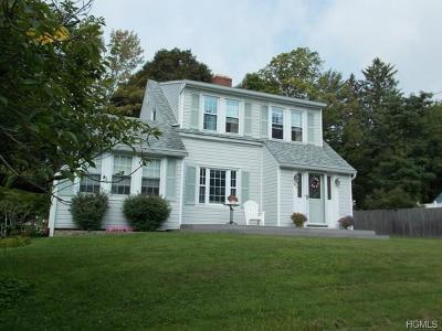 Liberty NY Single Family Home Sold: $125,000