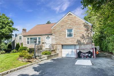 New Rochelle Single Family Home For Sale: 24 Calton Road