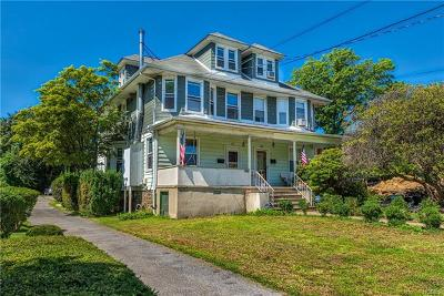 New Rochelle Single Family Home For Sale: 31 Trinity Place
