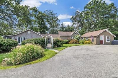 Highland Mills Single Family Home For Sale: 18 Hill Avenue