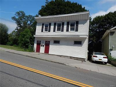 Dutchess County Multi Family 2-4 For Sale: 2692 West Main Street