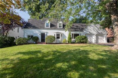 Rye Brook Single Family Home For Sale: 19 Ridge Boulevard
