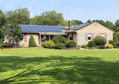 Campbell Hall Single Family Home For Sale: 3414 State Route 208