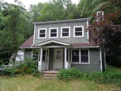 Sparrowbush NY Single Family Home For Sale: $65,500