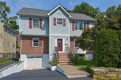 Mamaroneck Single Family Home For Sale: 1191 Harrison Avenue