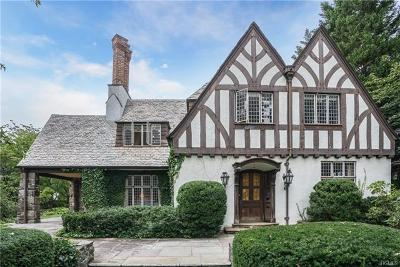 Bronxville Single Family Home For Sale: 33 Elm Rock Road