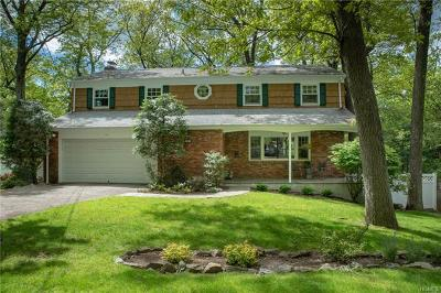 Dobbs Ferry Single Family Home For Sale: 111 Scenic Drive