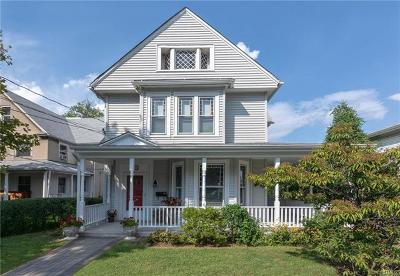 Westchester County Single Family Home For Sale: 173 Ashford Avenue