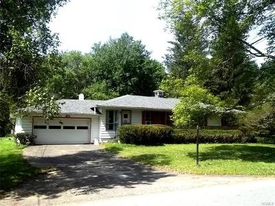 Mongaup Valley NY Single Family Home For Sale: $160,000
