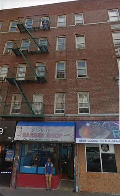 Bronx Commercial For Sale: 1802 Archer Street