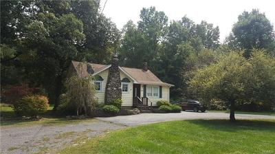 Circleville Single Family Home For Sale: 1825 Route 302