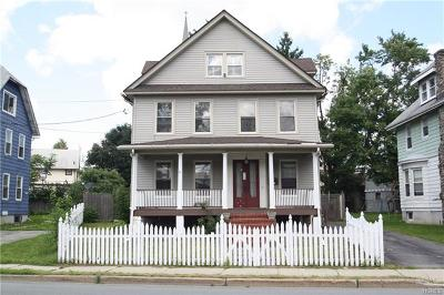 Middletown Single Family Home For Sale: 171 Wickham Avenue