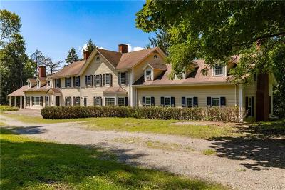 Dutchess County Single Family Home For Sale: 50 South Quaker Hill Road