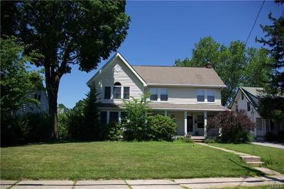 Port Chester Single Family Home For Sale: 80 Indian Road
