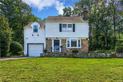New Rochelle Single Family Home For Sale: 17 Pierce Street