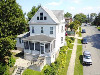 Yonkers Single Family Home For Sale: 106 Ridgewood Avenue