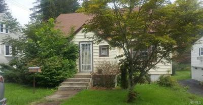 Ellenville Single Family Home For Sale: 5 Carnation Avenue