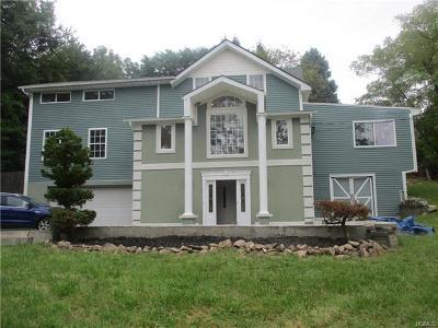 Washingtonville Single Family Home For Sale: 102 Felter Hill Road