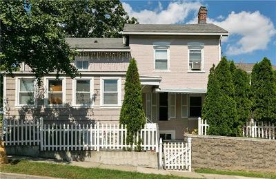Ossining Single Family Home For Sale: 24 Montgomery Street