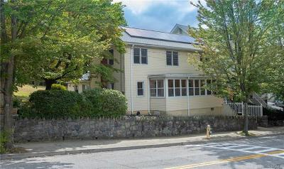 Dobbs Ferry Multi Family 2-4 For Sale: 156 Palisade Street
