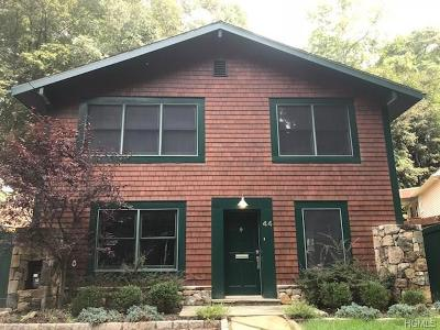 Croton-on-hudson Single Family Home For Sale: 44 Bungalow Road