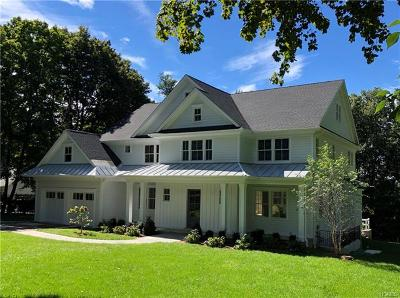 Chappaqua Single Family Home For Sale: 28 Ludlow Drive