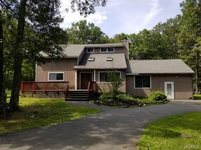 Single Family Home For Sale: 1969 Greenville Turnpike