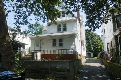 Mount Vernon Multi Family 2-4 For Sale: 353 South 5th Avenue