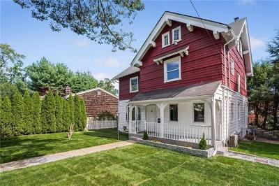 Mount Vernon Single Family Home For Sale: 173 Lawrence Street