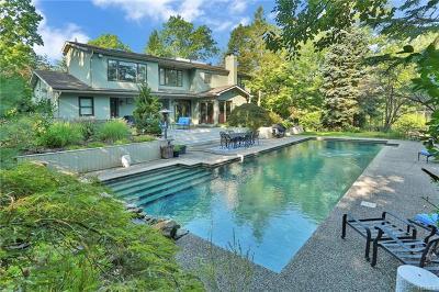 Single Family Home For Sale: 1 Overhill Lane