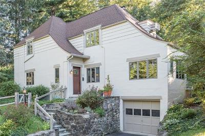 Croton-On-Hudson Single Family Home For Sale: 66 Cleveland Drive