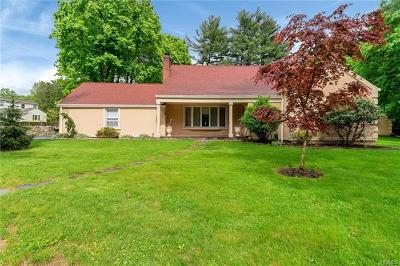 Pleasantville NY Single Family Home For Sale: $750,000