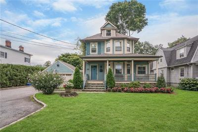 Mamaroneck Single Family Home For Sale: 451 North Barry Avenue