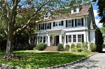 Bronxville Single Family Home For Sale: 15 Sussex Avenue