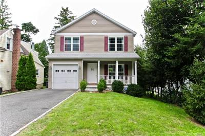Elmsford Single Family Home For Sale: 16 North High Street