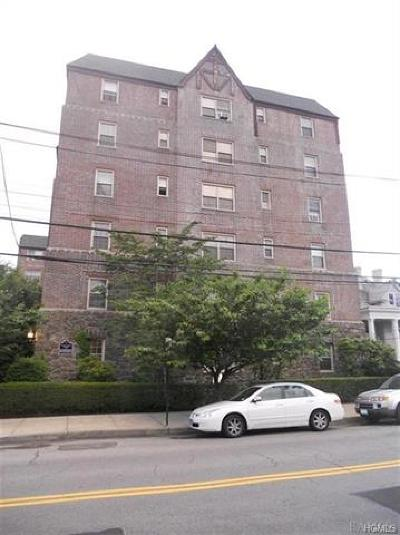 New Rochelle Co-Operative For Sale: 151 Centre Avenue #3E