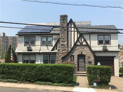 Yonkers Single Family Home For Sale: 39 Minerva Drive