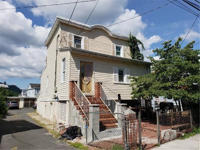 Haverstraw NY Multi Family 2-4 For Sale: $300,000