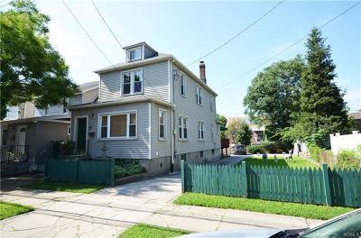 Bronx Single Family Home For Sale: 757 Logan Avenue