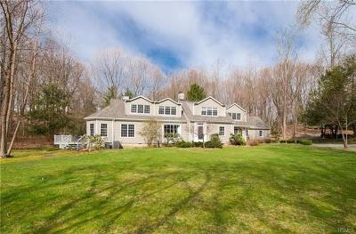 Chappaqua Single Family Home For Sale: 15 Wolfs Hill Road