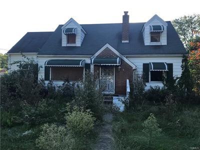 Nyack Single Family Home For Sale: 3 Waldron Avenue