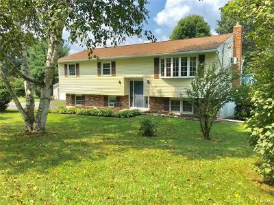 Salt Point Single Family Home For Sale: 279 Hibernia Road