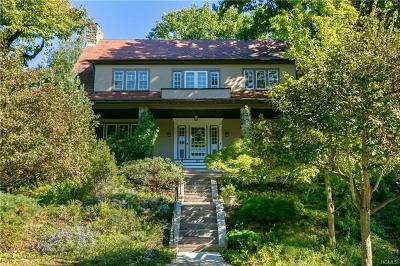 Hastings-on-hudson Single Family Home For Sale: 62 Euclid Avenue