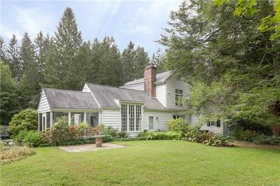 pawling Single Family Home For Sale: 16 French Lake Road