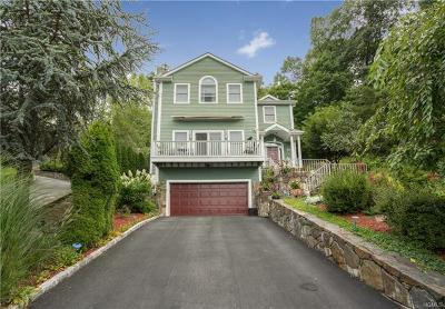 Dobbs Ferry Single Family Home For Sale: 22 Lewis Avenue