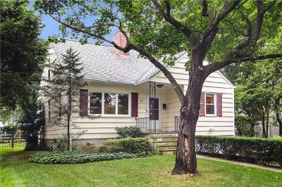 Single Family Home For Sale: 181 Clarence Road