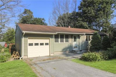 Fishkill Single Family Home For Sale: 94 Osborne Hill Road