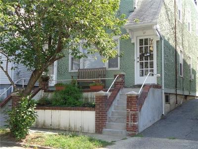 Irvington Multi Family 2-4 For Sale: 17 South Eckar Street