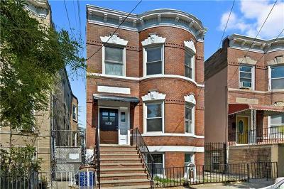 Bronx Multi Family 2-4 For Sale: 2513 Maclay Avenue